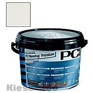 PCI NANOFUG PREMIUM Flexfugenmörtel Silbergrau 5 kg Eimer Fliesen Fugenmörtel