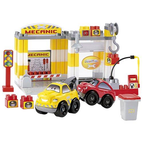 Smoby Mecanic fast car (3083)