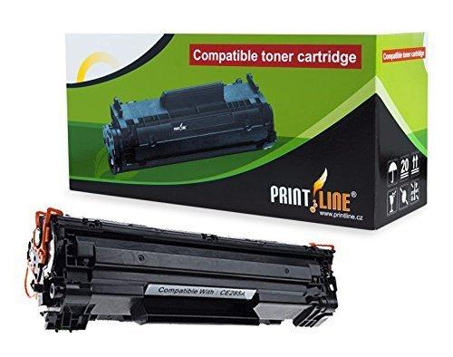 Printline Original Toner kompatibel zu HP CE285A / 85A - 1600 Seiten A4, Schwarz, ein gepflanzter Baum in Deutschland -