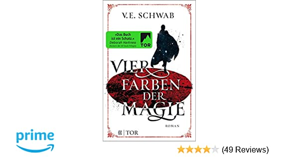 Weltenwanderer: Vier Farben der Magie: Roman: Amazon.de: V. E. ...