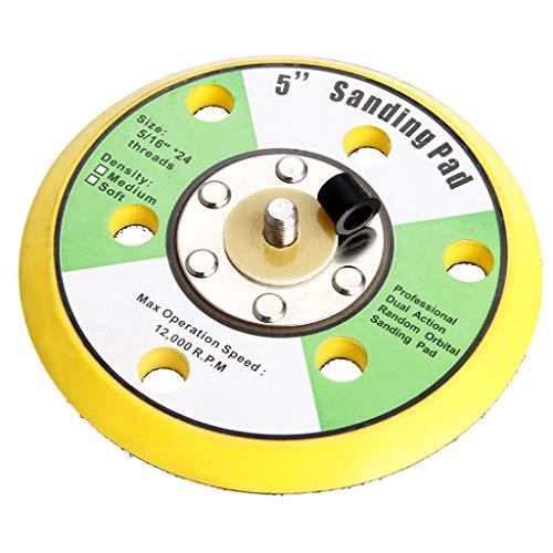 5in Schleifkissenplatte Mit 6 Löchern Für Pneumatische