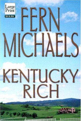 Kentucky Rich (Wheeler Large Print Press (large print paper))