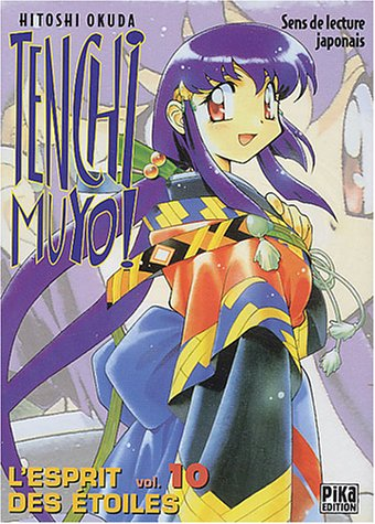 Tenchi Muyo, tome 10