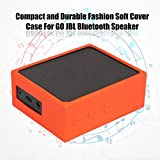 Custodia Swiftswan per JBL GO, Custodia per cover per JBL Go Ultra Altoparlante Bluetooth ricaricabile portatile