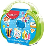 Maped 897416 Malette de coloriage Early Age