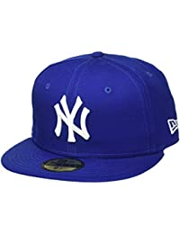 New Era Erwachsene Baseball Cap Mütze MLB Basic NY Yankees 59 Fifty Fitted