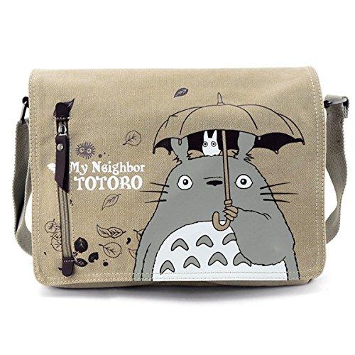 yewneak - Bolso de lona de «Mi vecino Totoro» tipo...