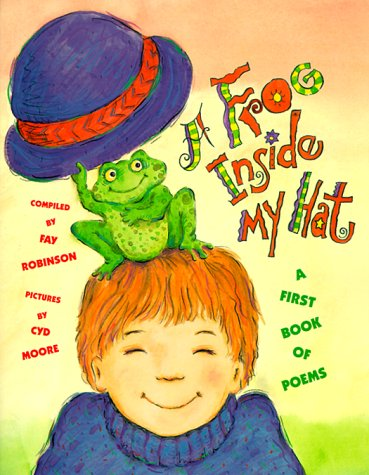 A Frog Inside My Hat: A First Book of Poems