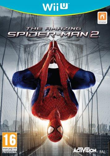 Activision The Amazing Spider-Man 2, Wii U - video games (Wii U, Wii U, Action / Adventure, Beenox, T (Teen), Basic, Activision)