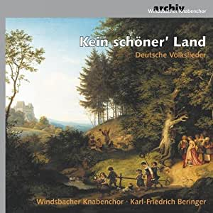 Kein schöner' Land (Deutsche Volkslieder)