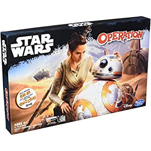 Hasbro - HAS-B8614A - Operation Game: Star Wars Rogue One Edition
