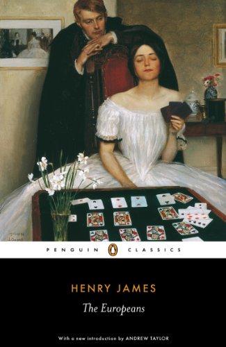 The Europeans (Penguin Classics) (English Edition) - Boston Amis
