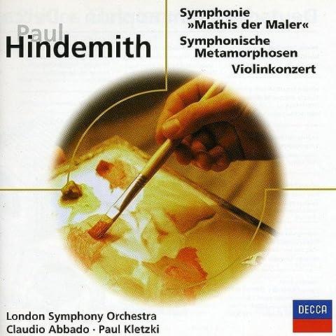 Mathis Der Maler - Metamorfosi Sinfoniche - Concerto Per Violino