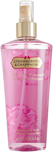 Victoria's Secret Strawberries & Champagne Body Mist - 250 ml
