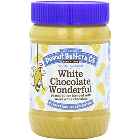 Peanut Butter & Co., White Chocolate Wonderful, Peanut Butter Blended