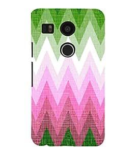 Ebby Printed back cover for LG Nexus 5X(Premium Designer case)