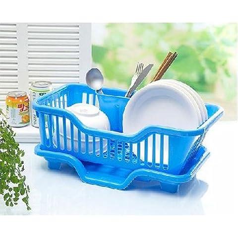 CLG-FLY suministros de cocina placa admitir plato tazón rack rack Lek Yuen agua armarios rack organizar vajilla Disco#2 estantes con alta calidad