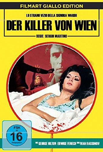 Der Killer von Wien - Filmart Giallo Edition (in einer Kartonstecktasche das gelbe Keep Case der Giallo-Reihe) - Limitiert [Blu-ray]