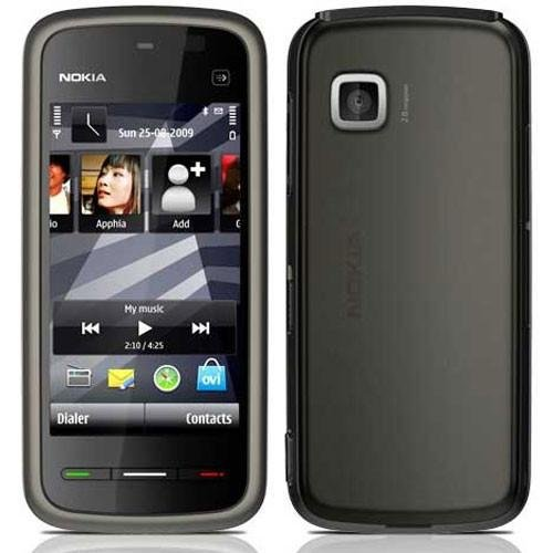 Nokia 5233 Xpress Music (Black) Mobile