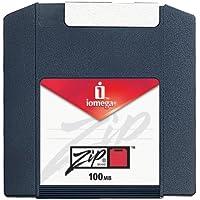 Iomega 10er Pack 100MB ZIP-Medien (PC-formatiert)