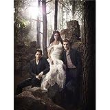 Vampire Diaries (14inch x 19inch / 35cm x 47cm) Silk Print Poster - Seide Plakat - 1AA89F