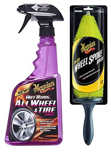 meguiars-72940-pulitore-cerchi-rapido-universale-all-wheel-cleaner-710-ml-meguiars-93981-spazzola-pe