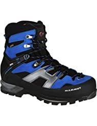 Mammut Magic High GTX Men Mountaineering Footwear (Strap Crampon), color:ice-black;size:8.5 UK / 42.5EUR