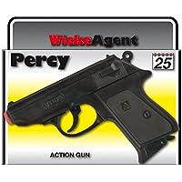 13-Schuss-Pistole Polizeipistole Spielzeugpistole Pistole Agent Kommissar
