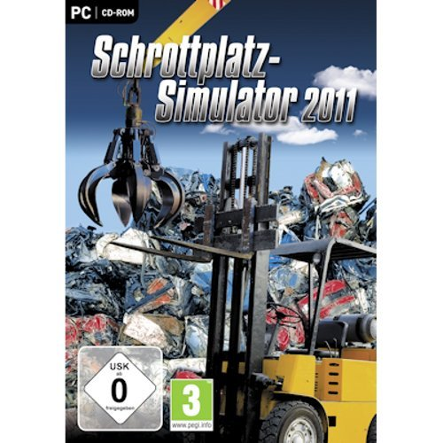 Schrottplatz Simulator 2011
