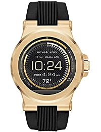 Michael Kors Digital Black Dial Men's Watch-MKT5009