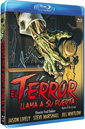 El Terror Llama a Su Puerta (1986 ) [Blu-ray]