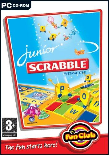 PC Fun Club: Junior SCRABBLE Interactive (PC CD) [Import] - Scrabble-cd