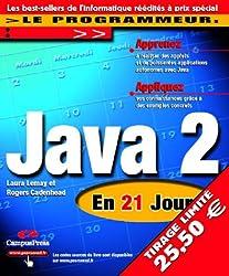 Java 2 en 21 jours (Tirage Limité)