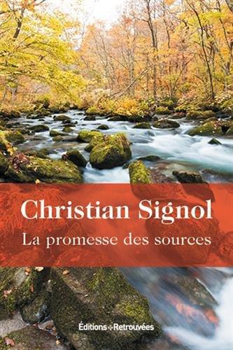 La promesse des sources par Christian Signol