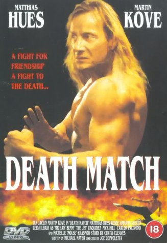 Bild von Death Match [UK IMPORT]