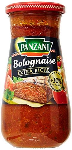 Panzani Sauce Bolognaise Extra Riche 400 g