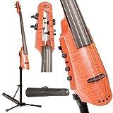 NS design CR4elettrico corde per violoncello con finitura ambra