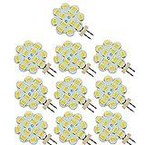 10er Set Offgridtec® G4 LED 3W 12smd 5630 Warmweis 3000K