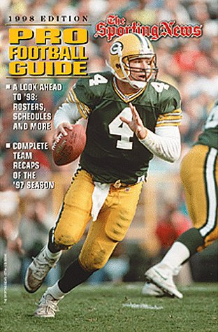 The Sporting News Pro Football Guide 1998