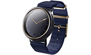 Misfit Wearables Phase Smartwatch, Navy/Gold