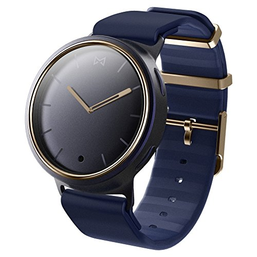 Misfit Wearables Phase SmartWatch, Azul Marino/Dorado
