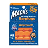 Mack's Kids Silicone Ear Plugs - White