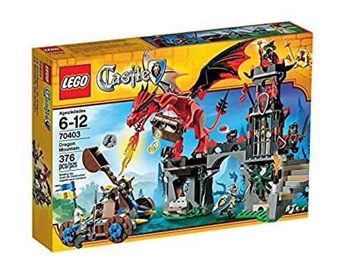 LEGO Castle 70403 - Drachen-Tor (Lego Burgen)