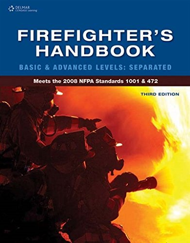 Firefighter's Handbook: Firefighter I and Firefighter II