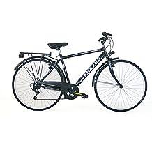 Frejus Manchester, Bicicletta da Città Uomo, Nero, M