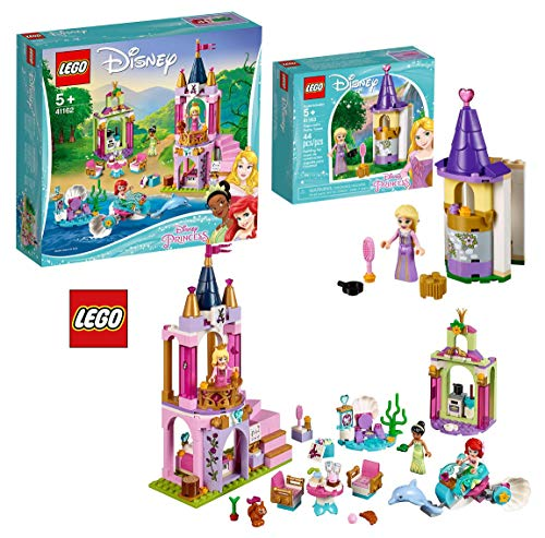 LEGO 41162 Disney - Figura Princesa Torre pequeña