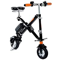 AIRWHEEL E6 Foldable Electric Bicycle with Detachable Battery