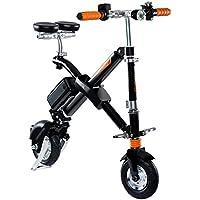 Airwheel E6 - Bicicleta Eléctrica Plegable con Batería Desmontable, ...