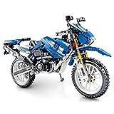 Aiya Technic Yamaha WR250 Blocs de Construction de Moto Hors Route Ensemble de Briques Modèle Enfants Jouets pour Enfants Compatible Legoings Jouets Cadeau d'anniversaire pour Enfants