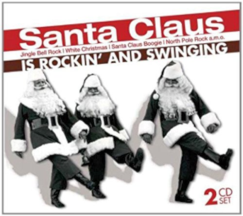 Santa Claus Is Rockin & - Santa Claus Rock